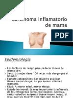 Carcinoma Inflamatorio de Mama