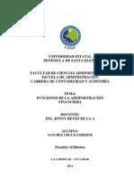 Capítulo 1 - Administración Financiero