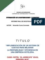 Presentacion Tesis en Pp