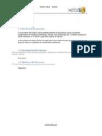 Documento para diseño