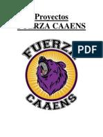 Proyectos Fuerza Caaens