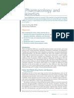 Farmacologia y Farmacocinetica Neonatal