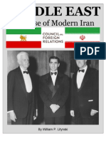 The Rise of Modern Iran