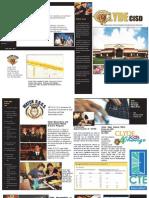 Online Pub - Brochure