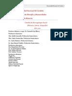 2012 Programa Antropologia