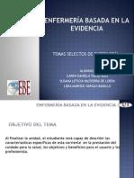 ENFERMERÍA BASADA EN LA EVIDENCIA.corregida