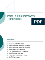 Point to Point Microwave[1]