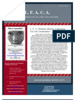 LFACA Newsletter Issue 2