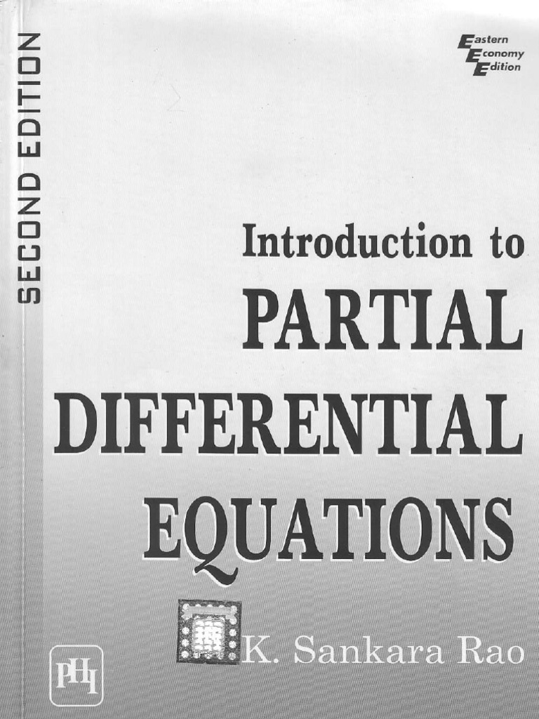 k sankara rao partial differential equation laplace transform rh es scribd com