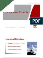 HSDPA Basic Principles