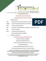 2da Version Informacion General Simposio Gtmes.