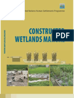 Subsurface Wetland Design by UN