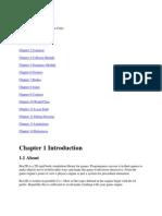 Box2d Manual