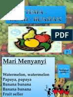 power point buah - buahan