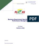 PTT BRS Performance Manager v1.0