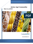 Daily Newsletter AgriCommodity 06-11-2012