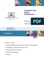 Curriculam and School Development