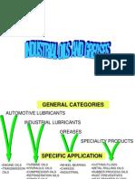 Industrial Lubes