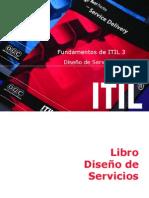 Clase 1 ITIL v3 Diseño del Servicio