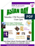 Asian Day Poster