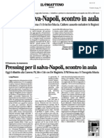 Rassegna Stampa 6.11.12