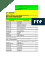 product list of toner chips 2012.09-产品表