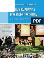 LAPORAN KEGIATAN  LOKAKARYA CITARUM ROADMAP and INVESTMENT PROGRAM COORDINATION WORKSHOP