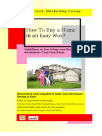 How to buy a home in an easy way