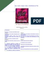 AbdurRahman Al-Bani TAWASSUL