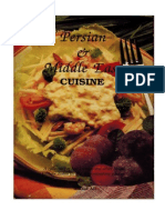 Persian and Middle East Cuisine