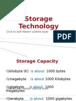 Storage Technology