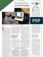 La Vanguardia / Coleccionismo para internautas