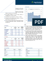 Derivatives Report 06 Nov 2012