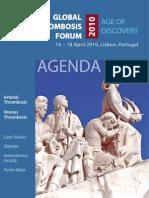 GTF 2010 Agenda