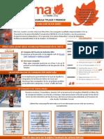 Lafuma Iberia boletín noticias marketing Octubre 2012