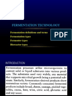 Fermentation Technology