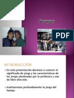 Jerga Del Hampa - Araya y Cabello