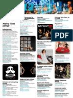 Agenda Canarias cultura y ocio - noviembre 2012