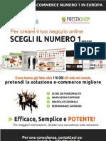 Brochure Ecommerce
