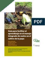 Guía para facilitar el aprendizaje en el manejo integrado de suelos en el cultivo de la papa