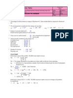 Abutment Design Substructure