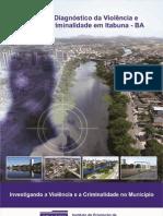 Diagnóstico da Violência e Criminalidade em Itabuna-BA (Estudo completo)