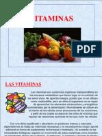 Sesiòn Nº2 vitaminas