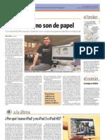 Diari de Tarragona / Cromos que no son de papel