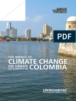 Impact of Climate Change in Colombia