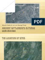 Ancient Settlement in Phrae