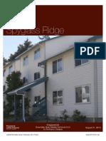 Spyglass Ridge LIHTC Marketing Analysis