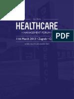 Global Healthcare Management Forum