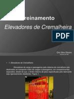 Treinamento Elevador de Cremalheira