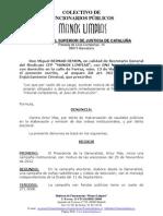 Denuncia Artur Mas Por Usar Fondos Pbcos Para Videos Institucionales